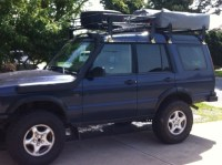 Land Rover discovery 2 roof rack solution - Page 2 - Land ...