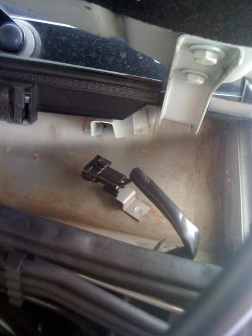 small resolution of electrical connectors not used in cowl land rover forums land rover enthusiast forum