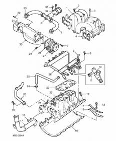 Service manual [2011 Land Rover Freelander Coolant Lower