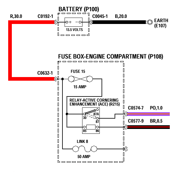 discovery 2 ace wiring diagram many to relationship attn paulmc- wiring? - page land rover forums enthusiast forum