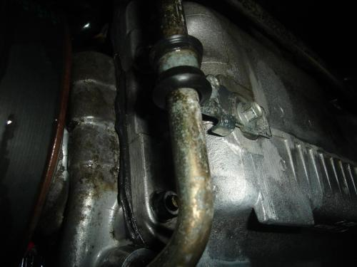 small resolution of  oil leak in 03 discovery ii 020 jpg