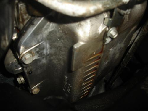 small resolution of  oil leak in 03 discovery ii 004 jpg