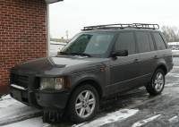 √ Custom Range Rover Classic Roof Rack