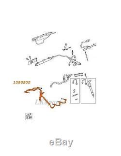 Land Rover Range Sport Lr3 Lr4 Leak Off Pipe Tube & Sensor