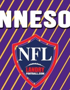 Minnesota vikings logo also updated depth chart player grades chris landry rh landryfootball