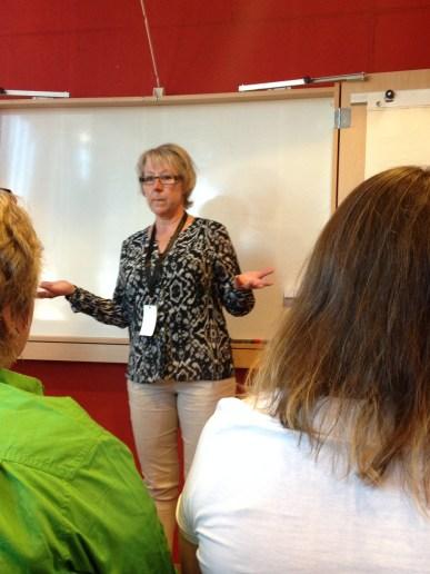 Sigrid Pettersén forskare och projektledare