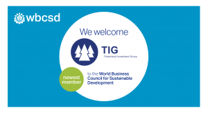 The BTG Pactual Timberland Investment Group, one of the world's largest timberland investment management organizations, joins WBCSD