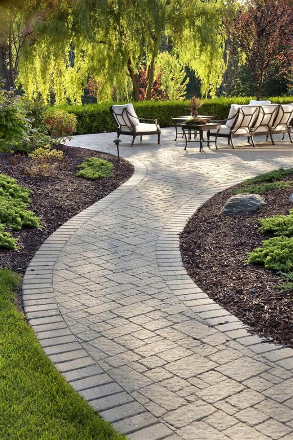 hardscaping design and installation