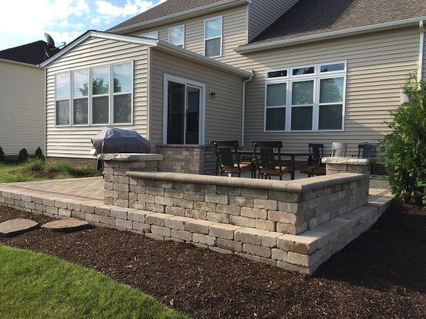 hardscape design & install absolute