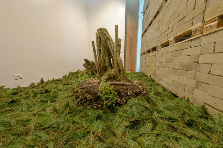 Denmark Pavilion featuring Empowerment of Aesthetics exhibit.