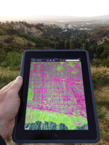 Digital Tools for uncovering LA's local water potentials