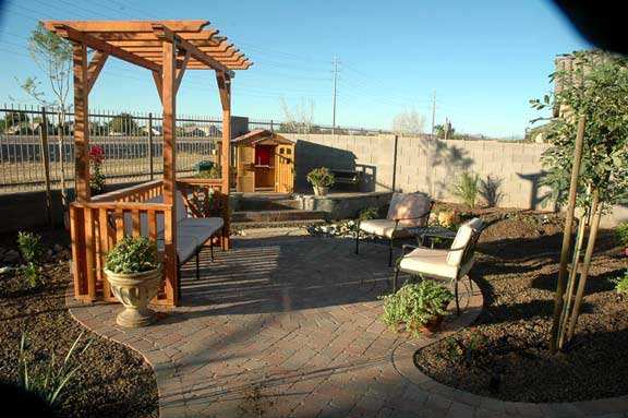 landscape design - arizona living