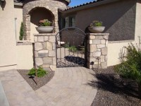 Paver Patio design ideas installation - Arizona Living ...