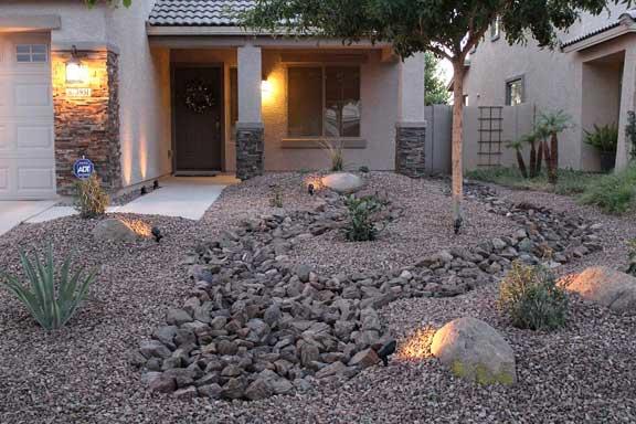 landscape design - arizona living