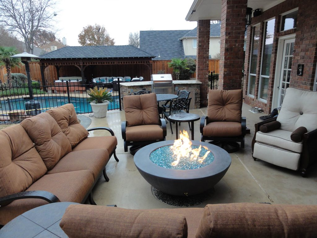 Outdoor Kitchen Fireplace Outdoor Kitchen And Fireplace Landscape Design