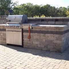 Grill For Outdoor Kitchen Grills Kitchens Landscape Construction Llc