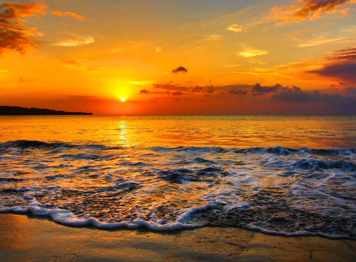 Super Beautiful Sea Beach  Landscapedesigntz