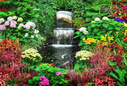 Flower Garden Bed Ideas 2016 Photos Gardening Design