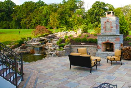 Backyard Landscape Designs Ideas Photos And Plans