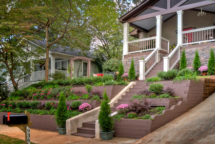 front yard landscaping ideas 2016