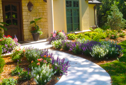 simple landscaping ideas 2016
