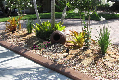 rock garden ideas landscaping