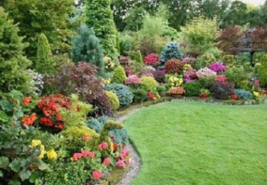 Very Small Flower Garden Ideas
