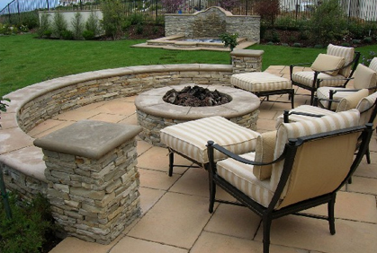 pictures of backyard patios best