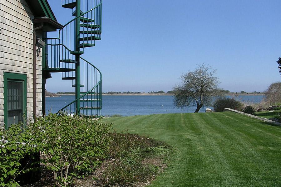Vacation Retreat: Weekapaug, Rhode Island