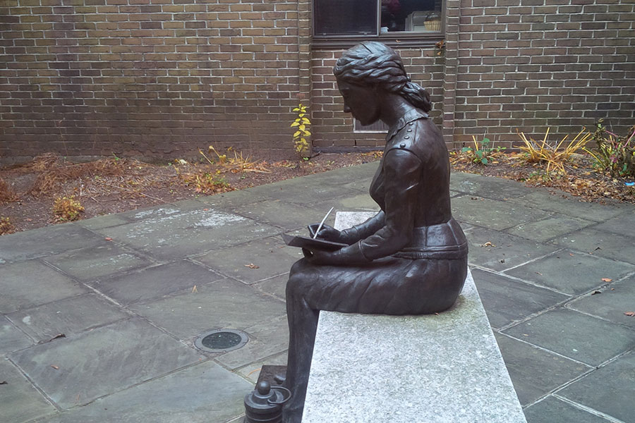Florence Nightingale Memorial Garden