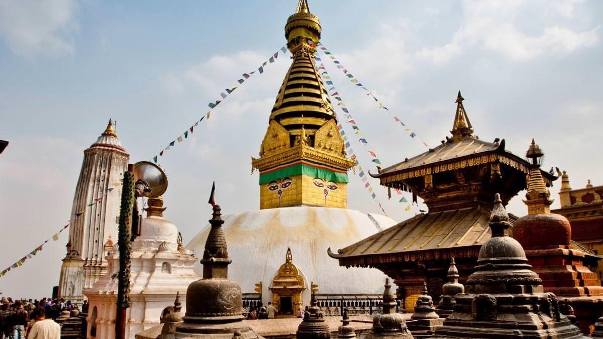 Katmandou swayambhu-stupa 16-9