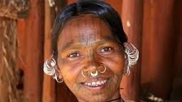 Kutia Kondh Stamm 16-9
