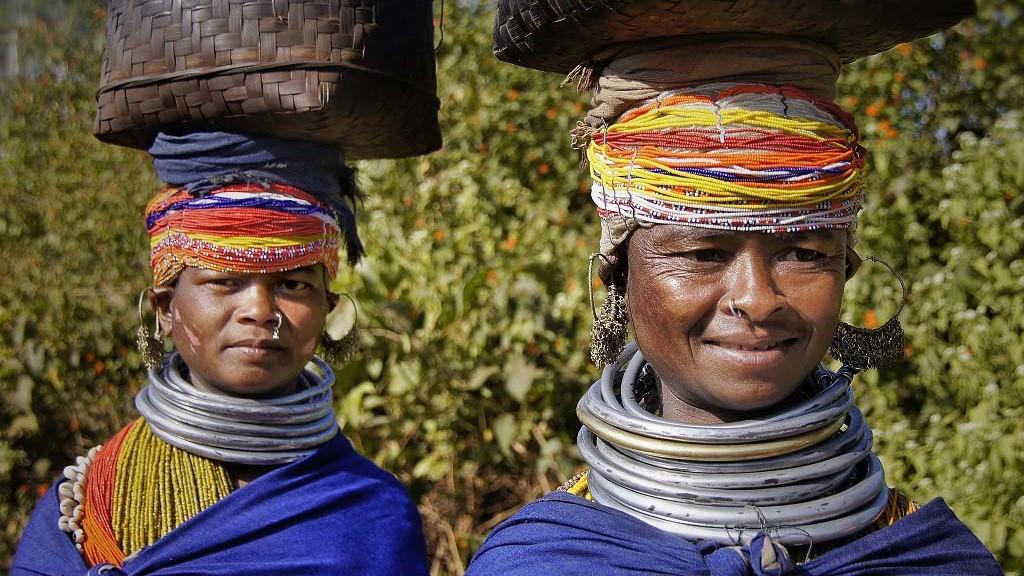Orissa Bonda Tribal femme 16-9