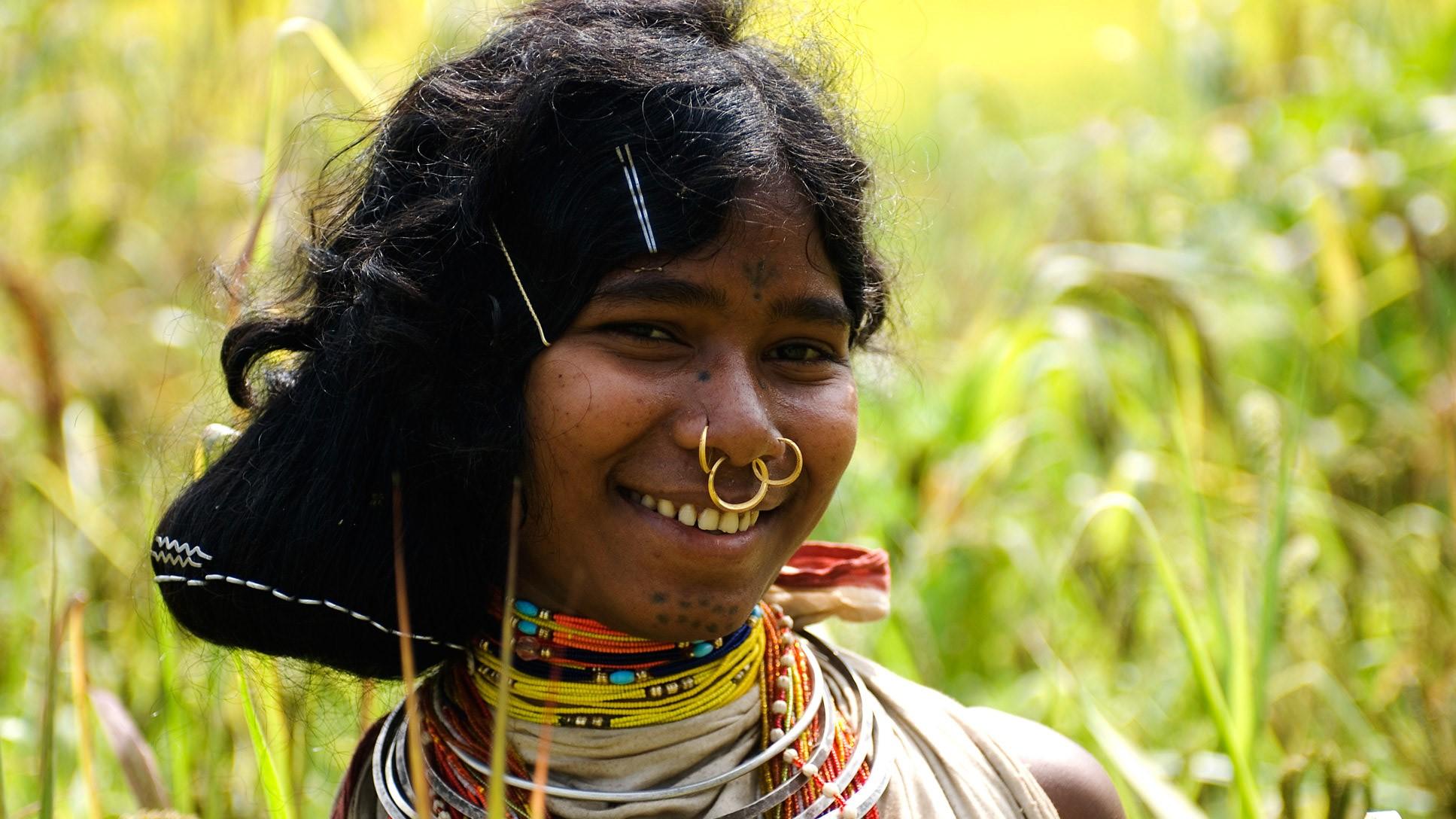 Orissa Femme Dongria Kondh 16-9