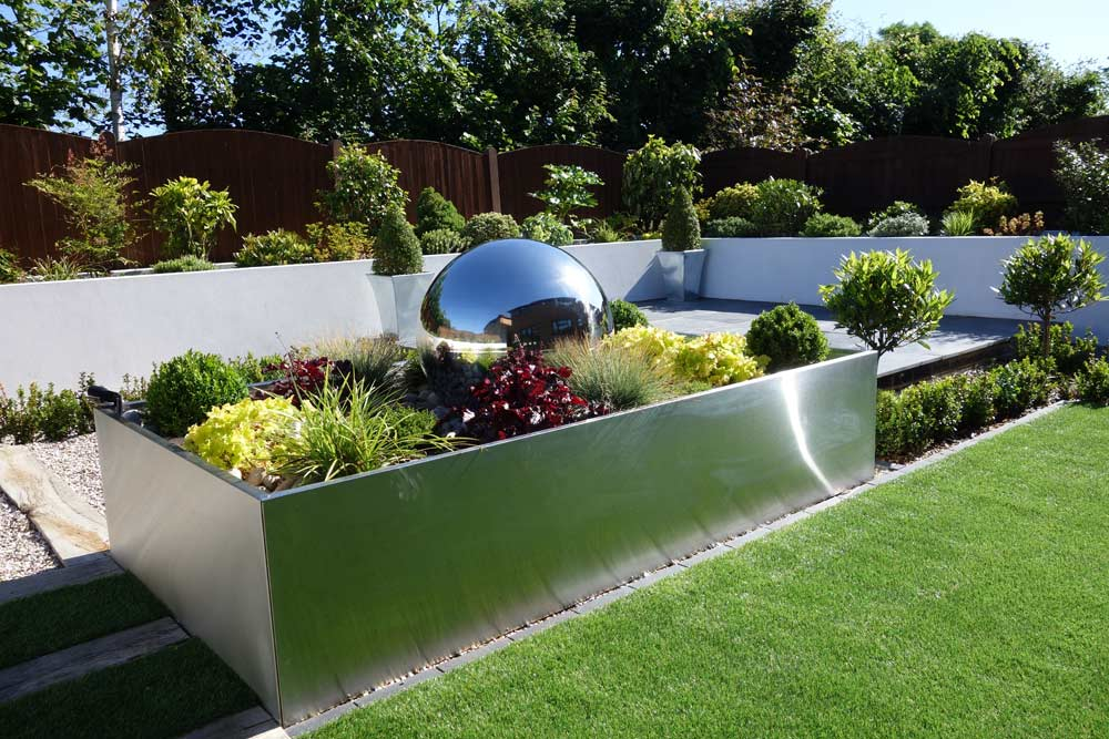 How Build Raised Garden Planter