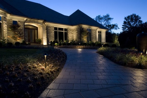 residential 20 - night time decor