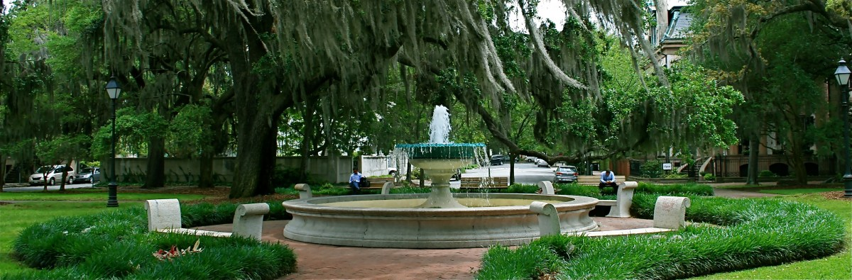Savannah: City of Parks and Squares