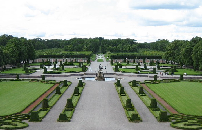 In the Royal Domain: Drottningholm
