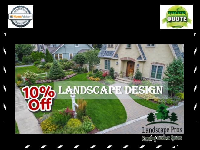 Coupon 10% Off, Coupon 10% Off, Landscape Pros | Landscape Design & Landscaping Services Manassas, VA
