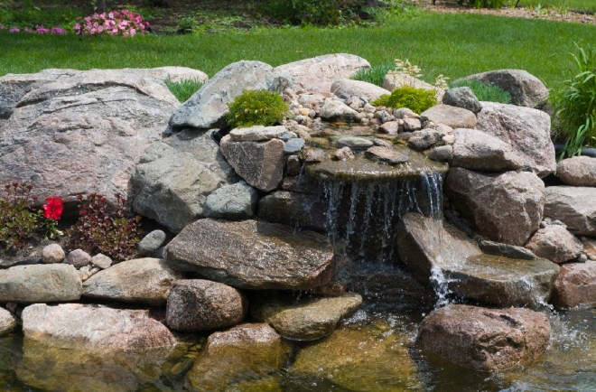 Waterfall Pond 1