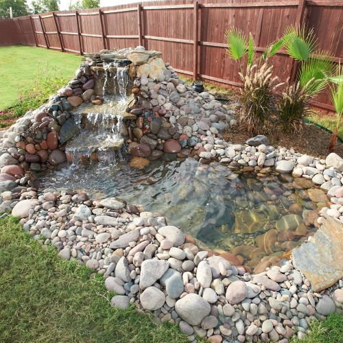 Backyard Ponds, Backyard Ponds, Landscape Pros | Landscape Design & Landscaping Services Manassas, VA