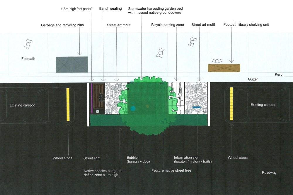 medium resolution of carspot pod plan