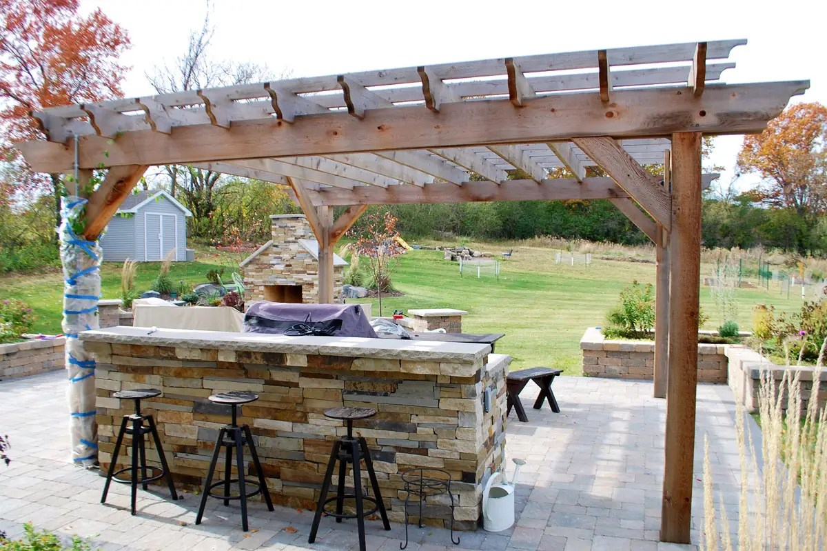 Outdoor Bars  Landscapes Unlimited
