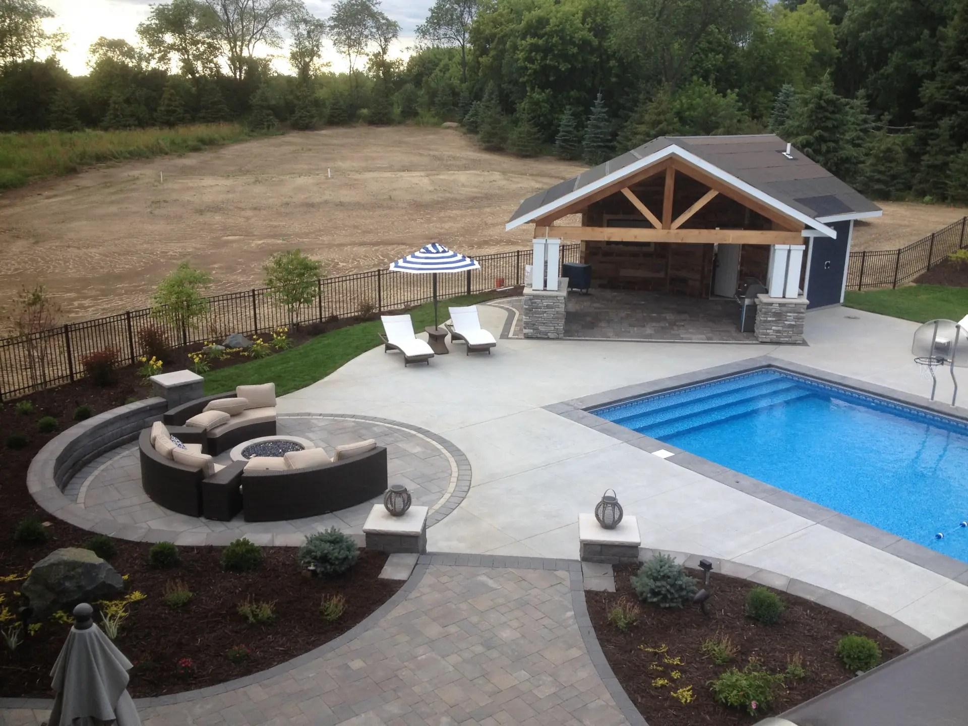 backyard escapes pools
