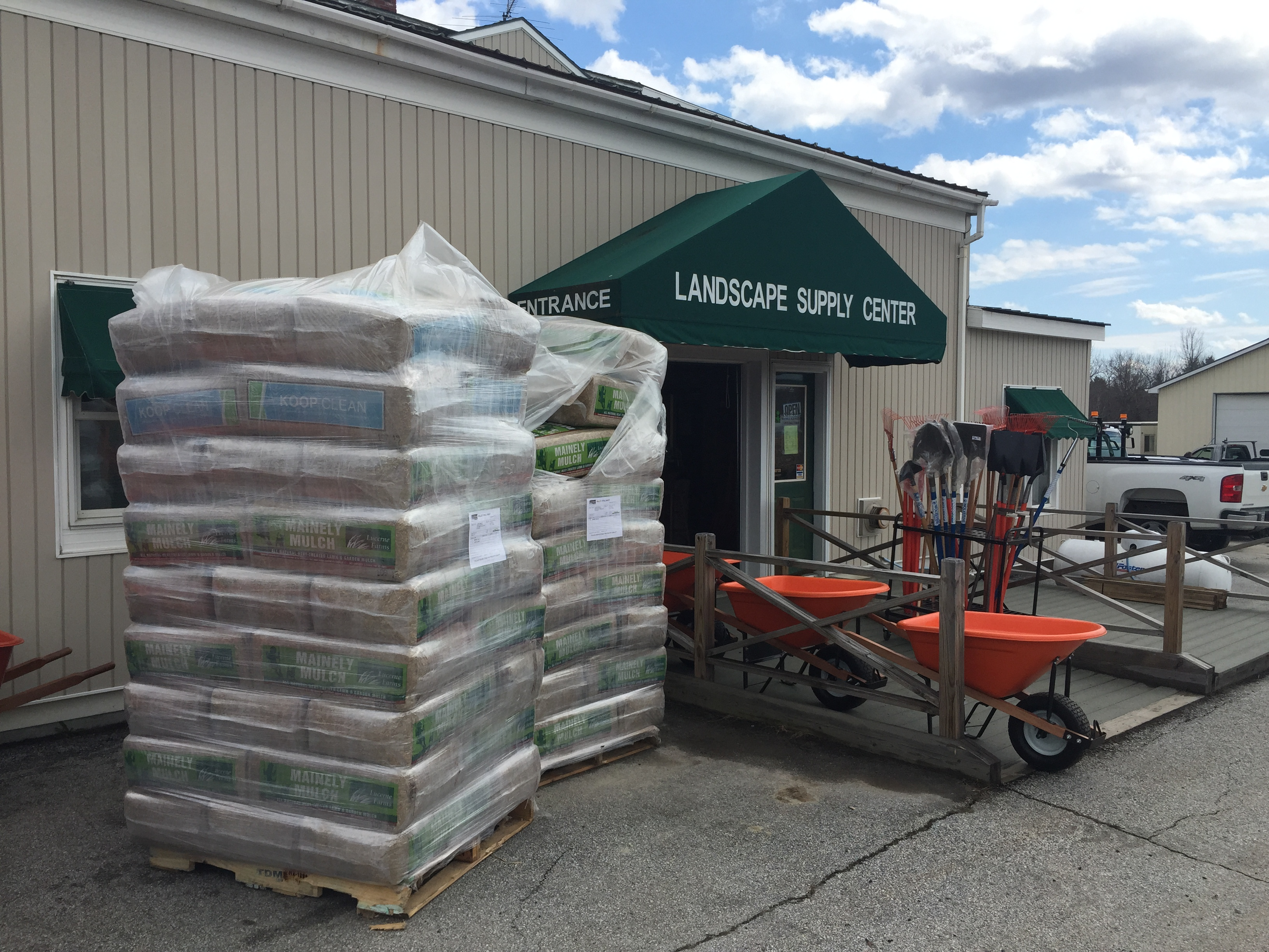 Landscape Supply Near Me