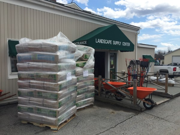 landscaping & garden supply store
