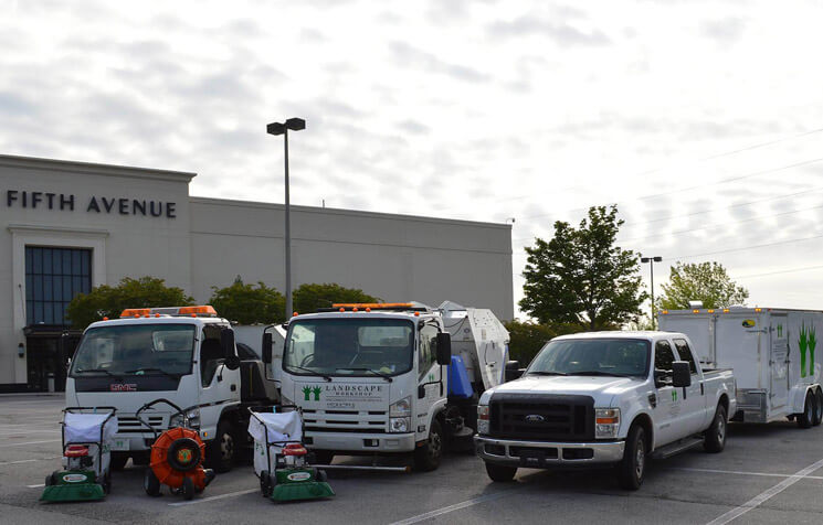 facility services provided by landscape workshop