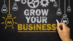 Growing a landscape business