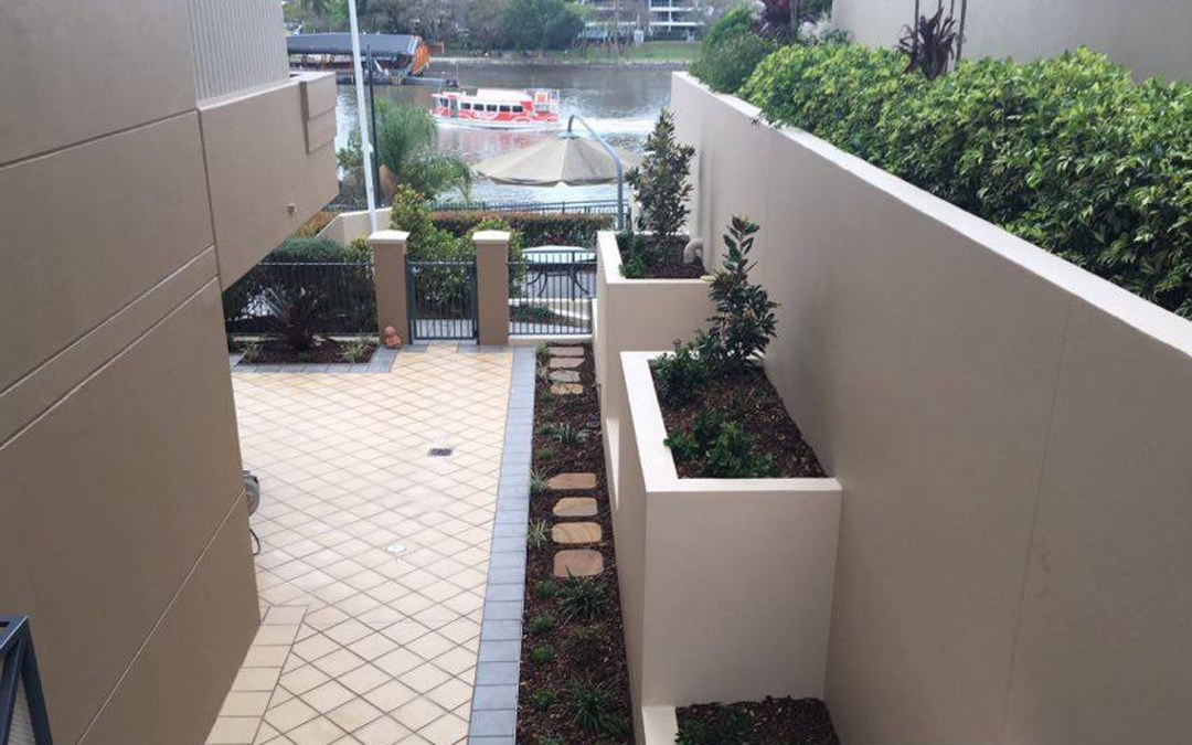 Softscaping & Hardscaping in Brisbane