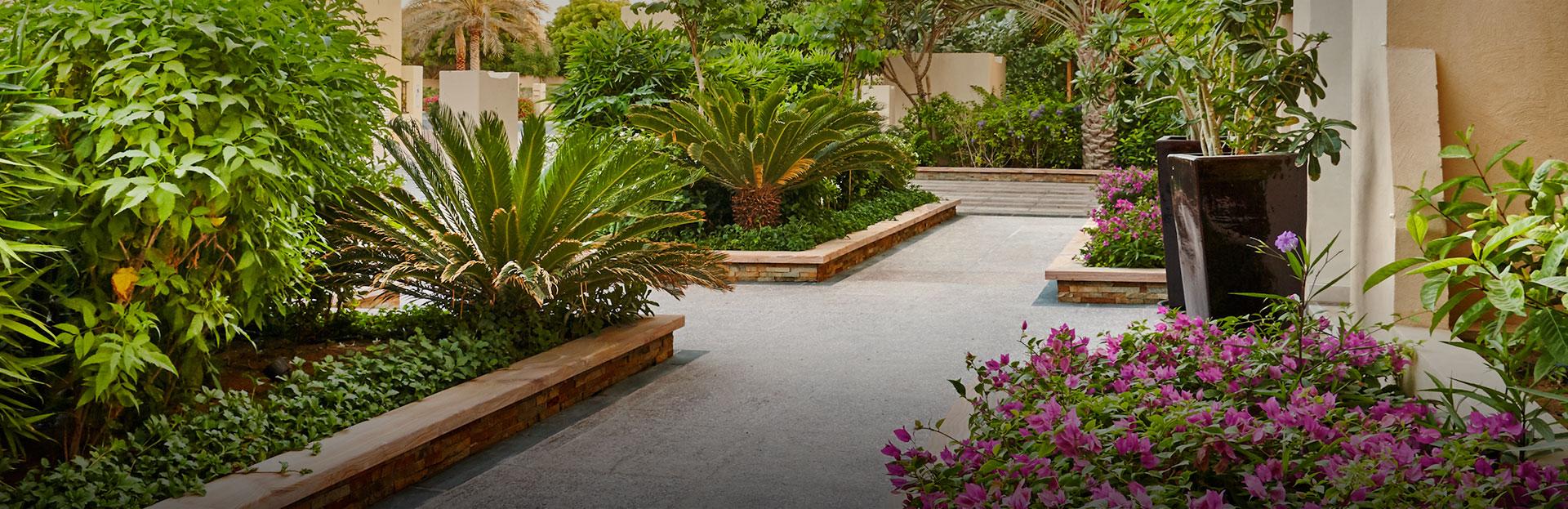 Garden Design Dubai